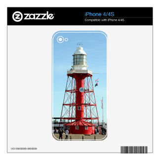 Lighthouse, Port Adelaide, Australia Decal For iPhone 4S