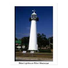 Lighthouse Post Card at Zazzle