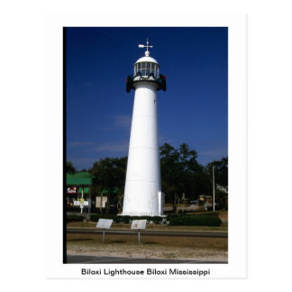 Lighthouse Post Card