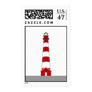 Lighthouse Postage