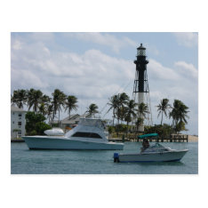 Lighthouse Postcard at Zazzle