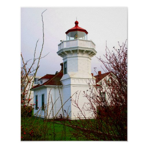 Lighthouse Posters