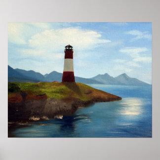 Lighthouse Poster Print