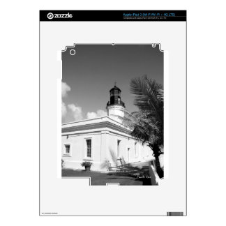 Lighthouse, Puerto Rico Skins For iPad 3