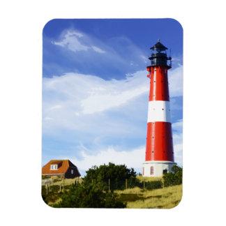 Lighthouse Rectangular Photo Magnet