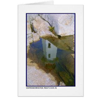 Lighthouse Reflection Cards