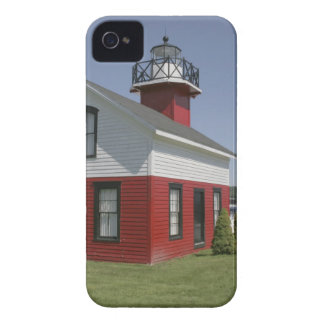 Lighthouse relocated shore in Douglas near 2 Case-Mate iPhone 4 Case