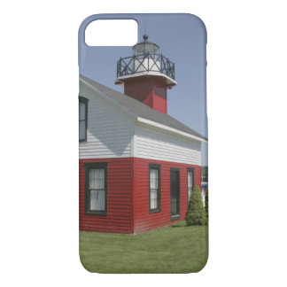 Lighthouse relocated shore in Douglas near 2 iPhone 7 Case