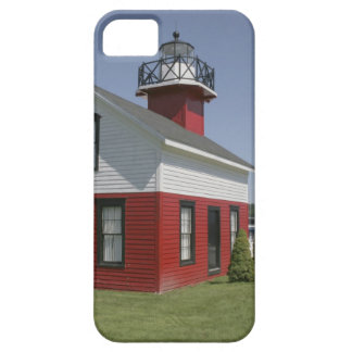 Lighthouse relocated shore in Douglas near 2 iPhone SE/5/5s Case