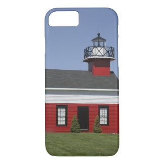 Lighthouse relocated shore in Douglas near iPhone 8/7 Case