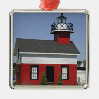 Lighthouse relocated shore in Douglas near Christmas Tree Ornaments