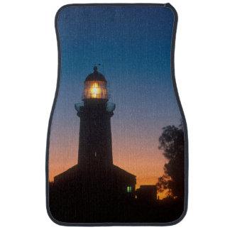 Lighthouse, Robben Island, Cape Town 2 Car Mat