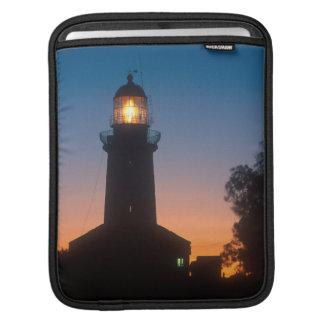 Lighthouse, Robben Island, Cape Town 2 iPad Sleeves