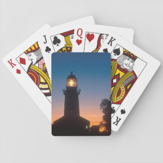 Lighthouse, Robben Island, Cape Town 2 Poker Cards