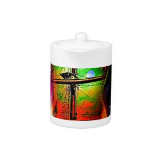 Lighthouse romance 2 teapot