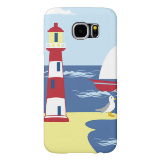 lighthouse samsung galaxy s6 case