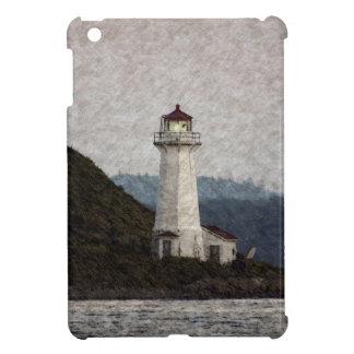 Lighthouse Scenic Art iPad Mini Case