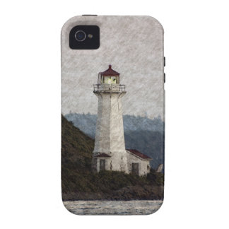 Lighthouse Scenic Art Phone Cases Vibe iPhone 4 Cover