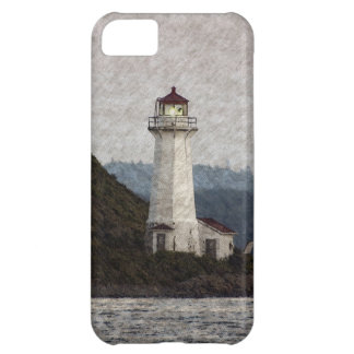 Lighthouse Scenic Art Phone Cases iPhone 5C Covers