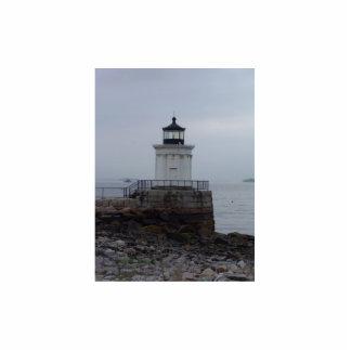 Lighthouse Sculpture Photo Cut Out