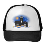 Lighthouse Seascape Hat