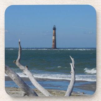 Lighthouse Sightseeing Drink Coaster