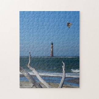 Lighthouse Sightseeing Jigsaw Puzzle