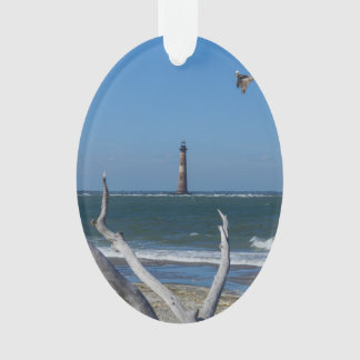 Lighthouse Sightseeing Ornament