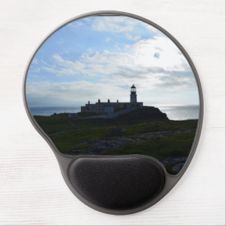 Lighthouse Silhouette Gel Mouse Mat