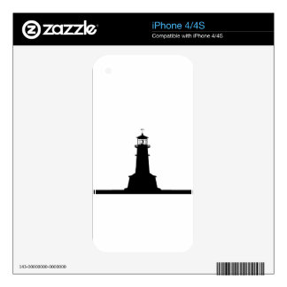 LIGHTHOUSE SKIN FOR iPhone 4