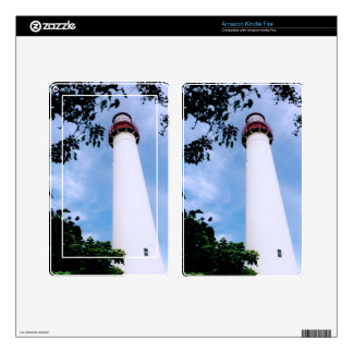 Lighthouse Skin For Kindle Fire