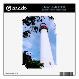 Lighthouse Skins For iPhone 2G