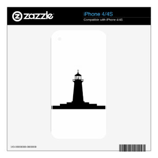 LIGHTHOUSE SKINS FOR iPhone 4