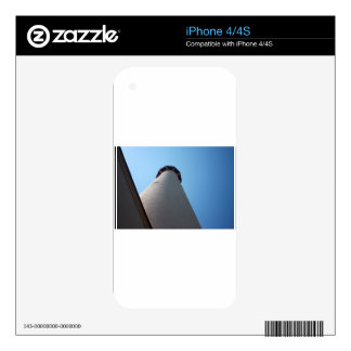 Lighthouse Skins For iPhone 4S