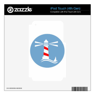 lighthouse skins for iPod touch 4G