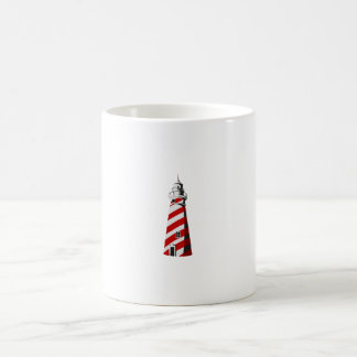 lighthouse spiral red white landing.png classic white coffee mug