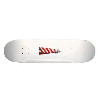 lighthouse spiral red white landing.png skate board decks