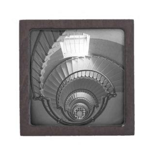 Lighthouse Stairs Keepsake Box
