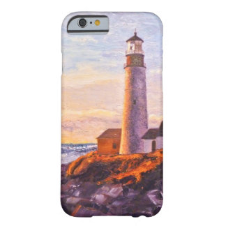 Lighthouse Sunrise Barely There iPhone 6 Case