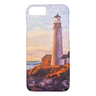 Lighthouse Sunrise iPhone 7 Case