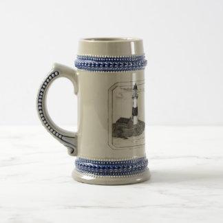 Lighthouse Tankard Beer Stein