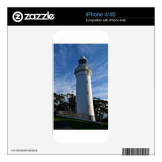LIGHTHOUSE TASMANIA AUSTRALIA DECAL FOR THE iPhone 4S