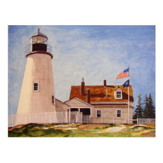 Lighthouse Tower- postcard