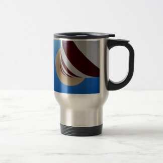 lighthouse travel mug
