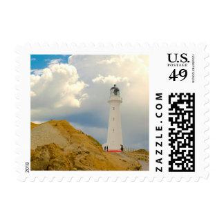 Lighthouse - US postage stamp