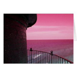 Lighthouse View Card