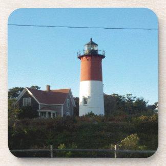 Lighthouse Views Coaster