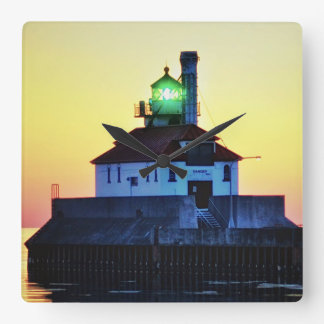 Lighthouse Wall Clock
