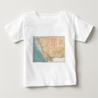 Lighthouses and Sailing Routes of British Columbia Baby T-Shirt