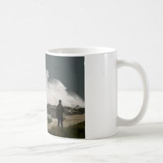LighthouseWavelarge Tazas De Café